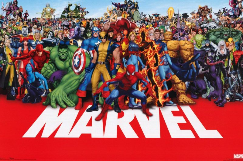 Marvel Universe Stadium Giveaways