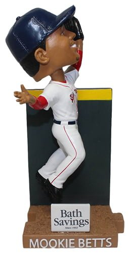 Mookie Betts bobblehead