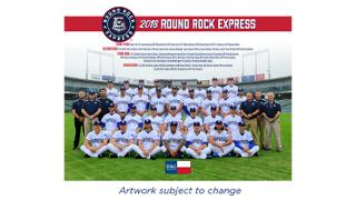Round Rock Express 2019 Team Photo