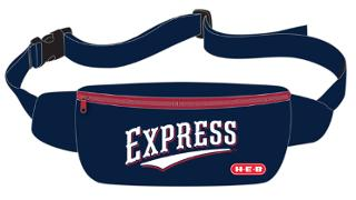 Round Rock Express Fanny Pack