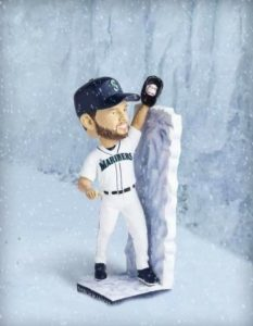 Seattle Mariners - Mitch Haniger bobblehead