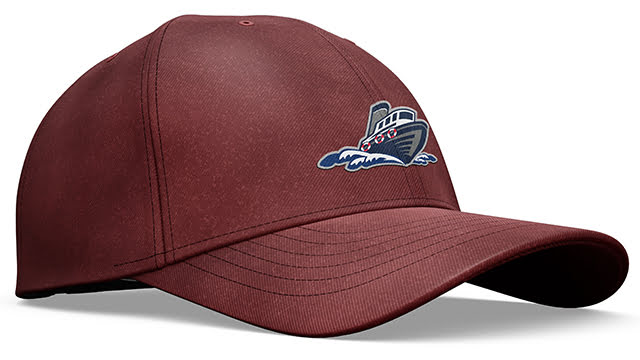 Stockton Ports Ship Cap