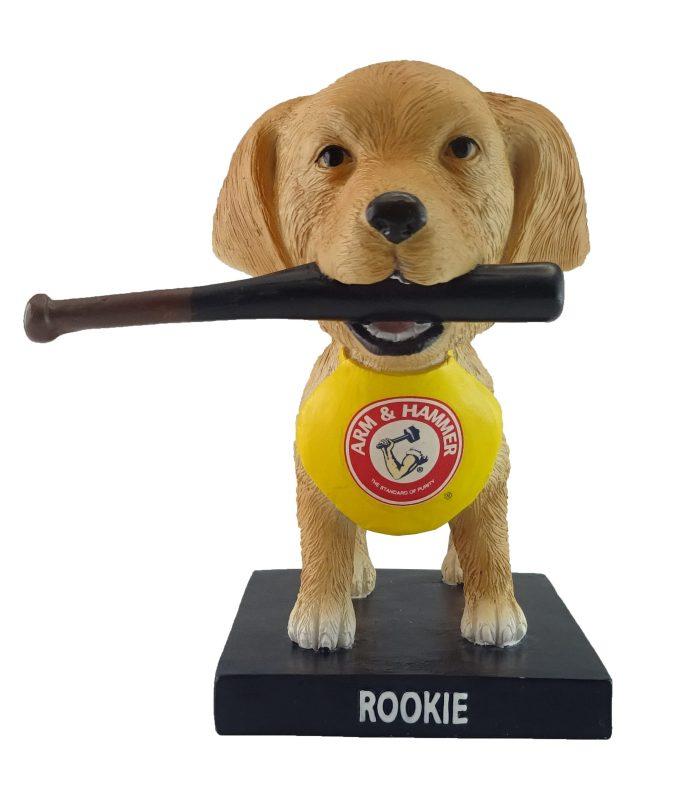 Trenton Thunder Rookie Bobblehead