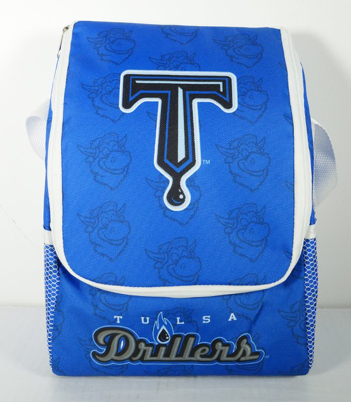 Tulsa Drillers Back to School Lunchbox