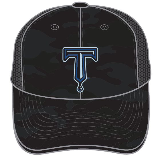 Tulsa Drillers Drillers Armed Forces Cap