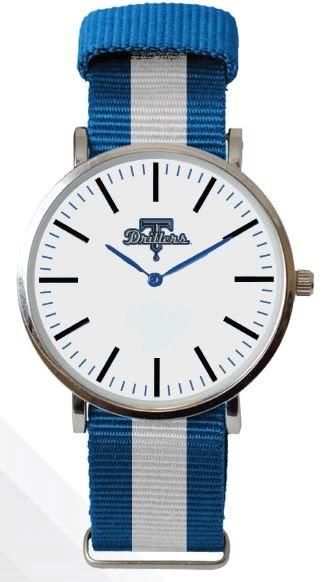 Tulsa Drillers Watch