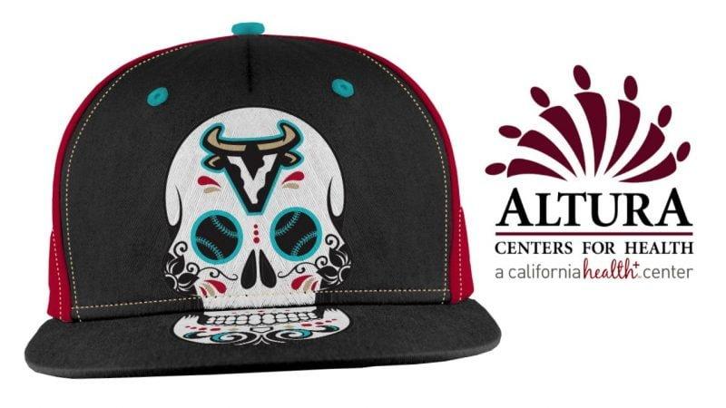 Toros Sugar Skull Hat