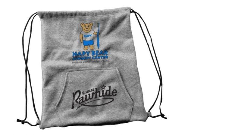 Visalia Rawhide Tote Bag