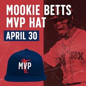 Mookie MVP Hat