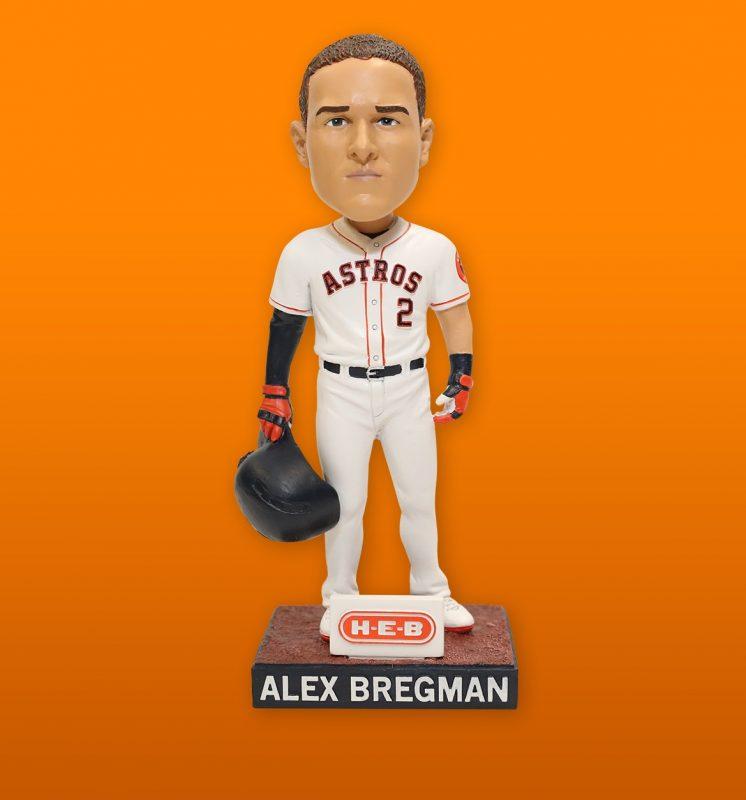 Alex Bregman 'Stare' Bobblehead
