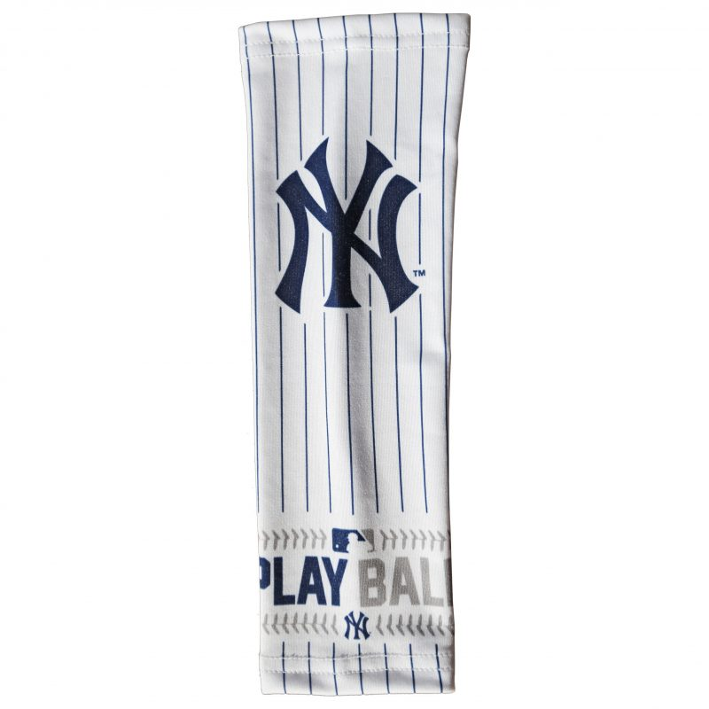 new york yankees Arm Sleeve 5 19 2019 - Staten Island Yankees Promotions
