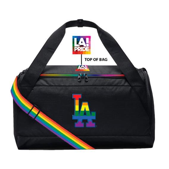 LGBT Night duffle bag