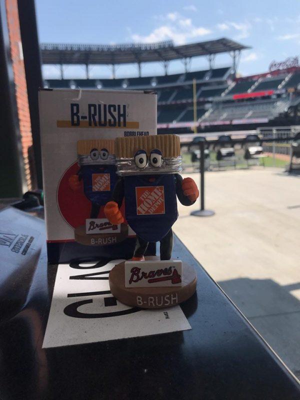 B-Rush Bobblehead