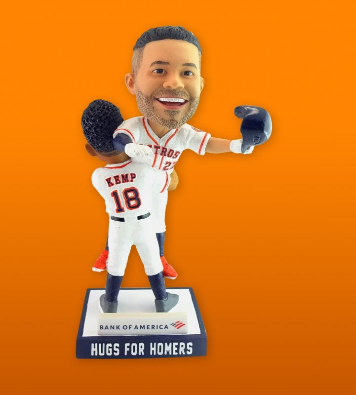 'Hugs for Homers' Dual Bobblehead