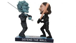 Jake Marisnick vs. the Night King Dual Bobblehead