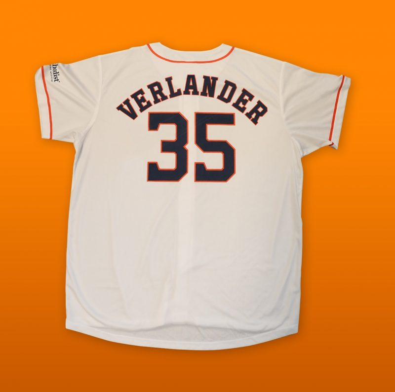 Astros – White Jersey