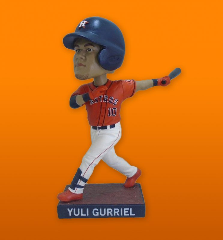 Yuli Gurriel 'Swing' Bobblehead