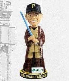 Jameson Taillon Star Wars Bobblehead