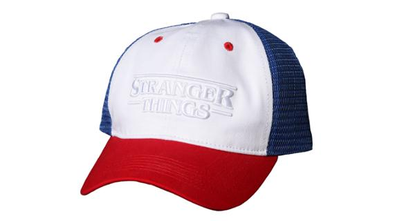 texas-rangers-Stranger Things Cap