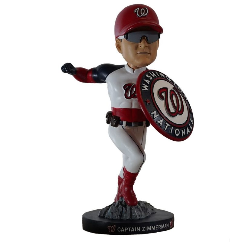 Captain Zimmerman Bobblehead