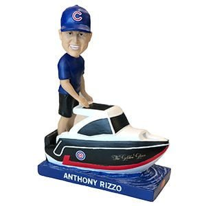 Chicago Cubs - Anthony Rizzo Out on the Water Bobblehead