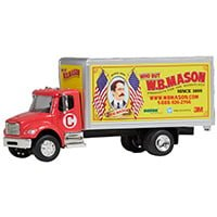 Cleveland Indians – Toy Truck
