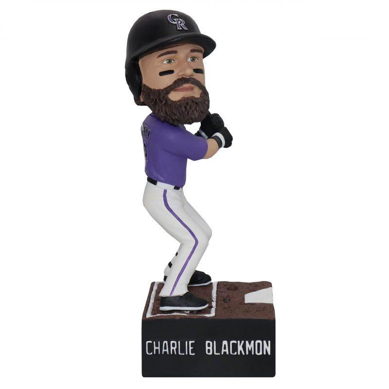 Colorado Rockies - Charlie Blackmon Bobblehead