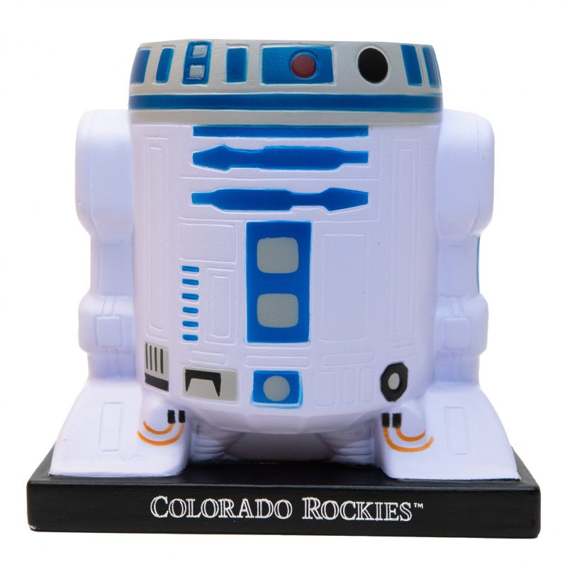 Colorado Rockies - Star Wars R2-D2 Beverage Wrap