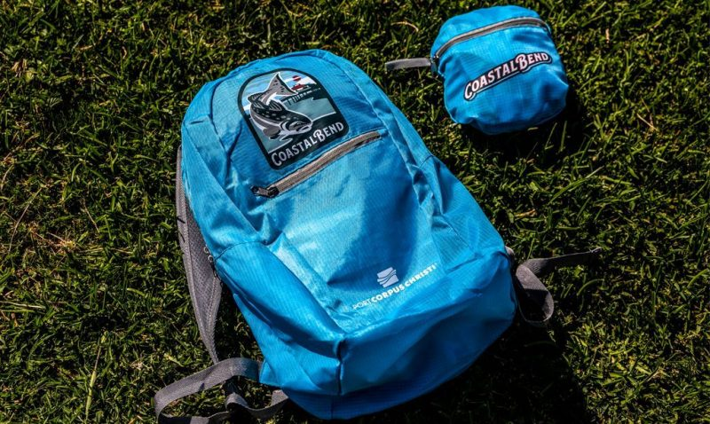 Corpus Christi Hook Coastal Bend Hiking Backpack