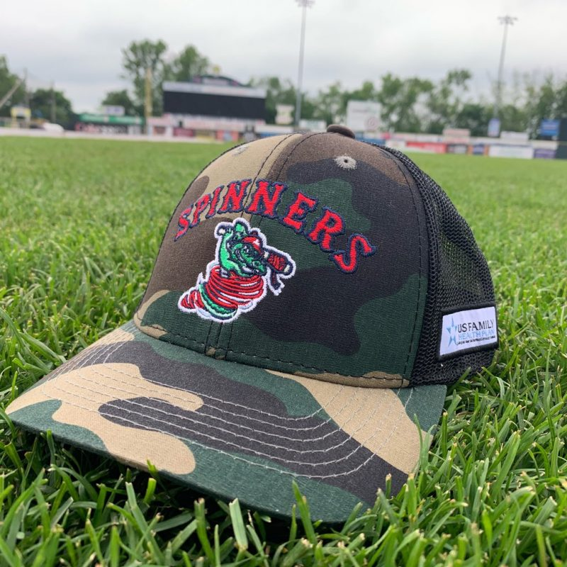 Lowell Spinners Military Cap
