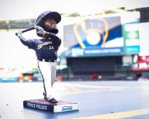 Milwaukee Brewers – Prince Fielder Bobblehead