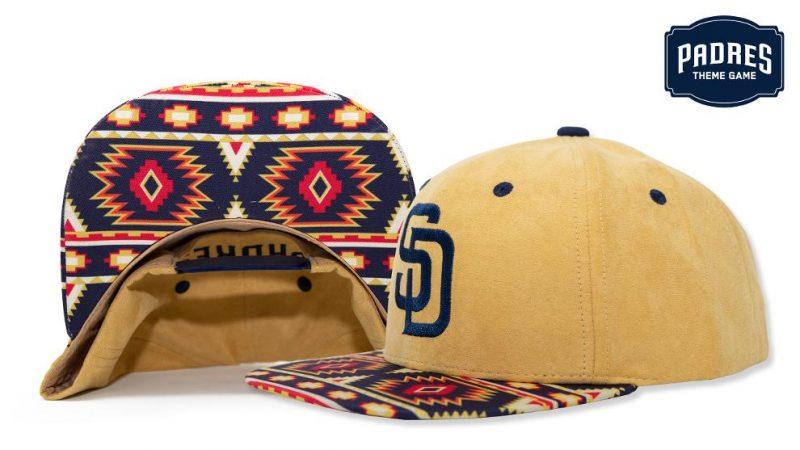 San Diego Padres - Native American-themed Padres hat