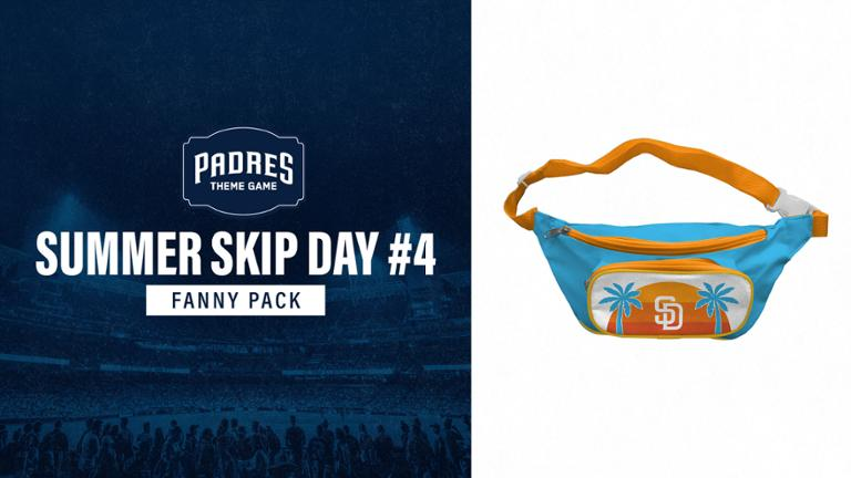 Padres fanny pack