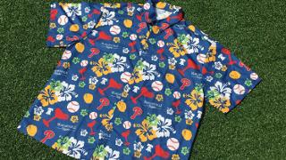 phillies hawaiian shirt giveaway 2019