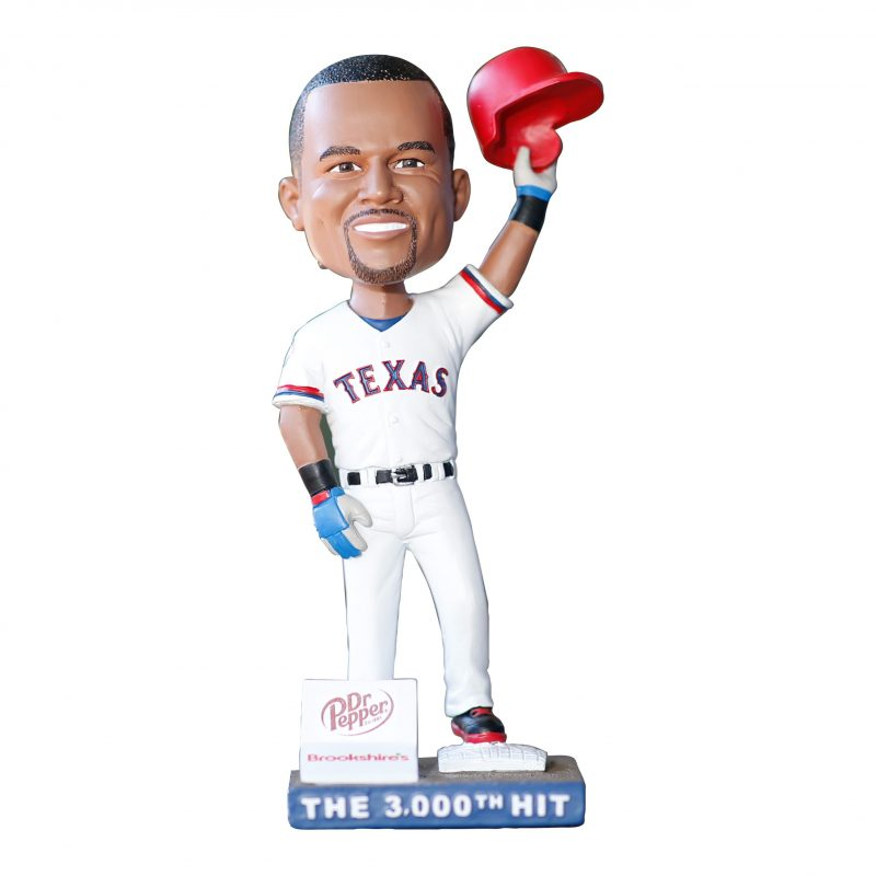 "The 3,000th Hit"" Adrian Beltre Bobblehead"