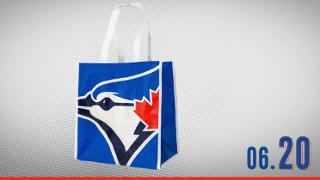 Toronto Blue Jays Reusable Bag