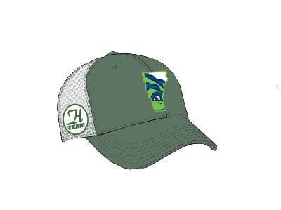 Lake Monsters Baseball Cap