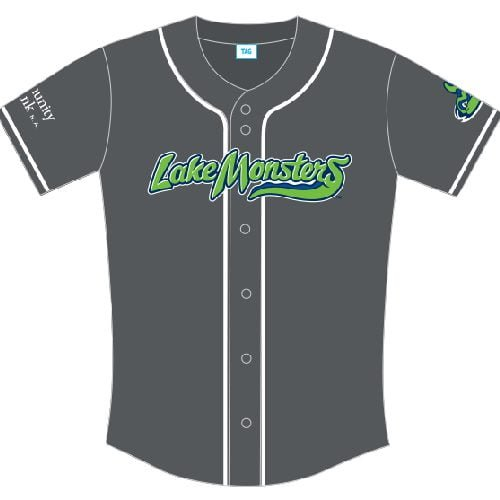 Vermont Lake Monsters Jersey Giveaway