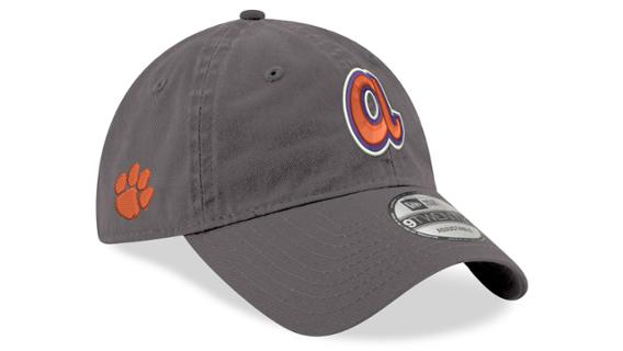 Atlanta Braves - Clemson University Hat