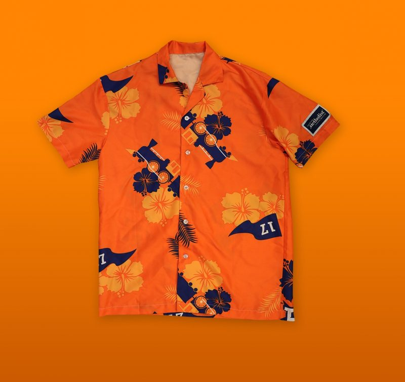Astros Hawaiian Shirt