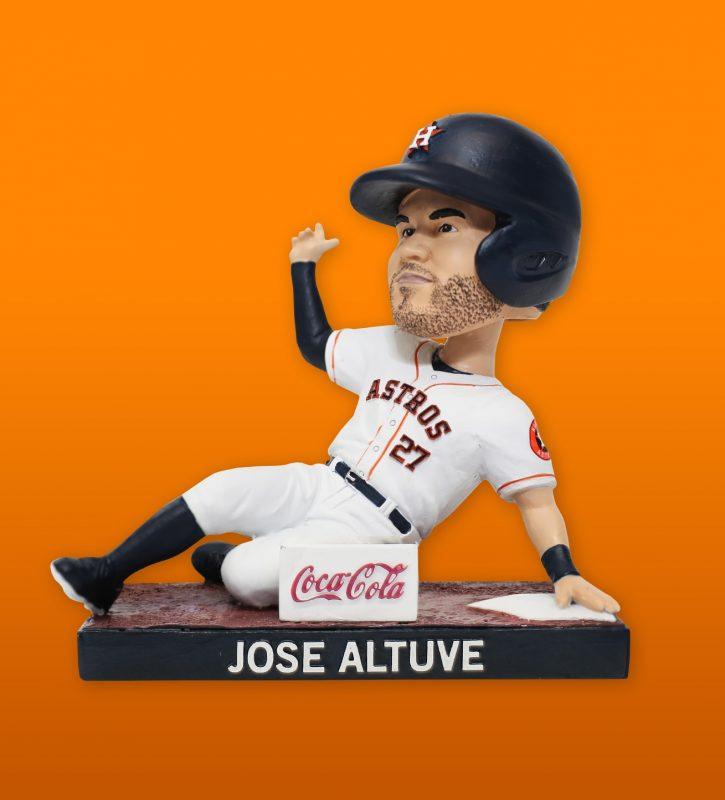 Jose Altuve Sliding Bobblehead