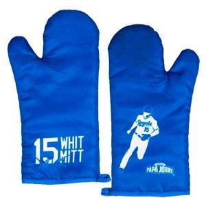 Kansas City Royals - Whit Oven Mitt