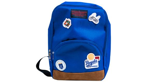 Kansas City Royals - Stranger Things Backpack