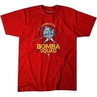Minnesota Twins - Bomba Squad Shirt