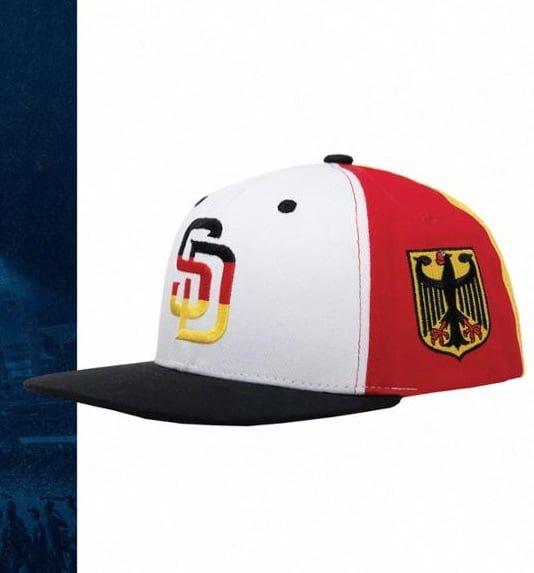 Padres - German Heritage Hat