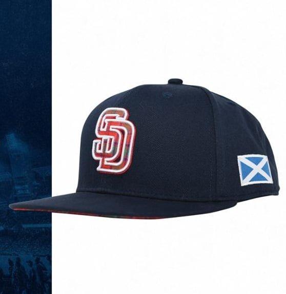Padres - Scottish Heritage Hat