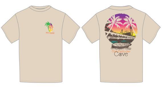 Margaritaville Giants T-Shirt