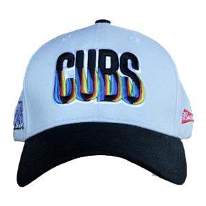 Cubs Cap Artist Series