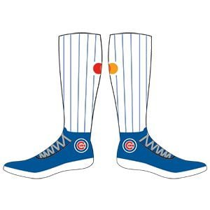 Cubs Youth Socks