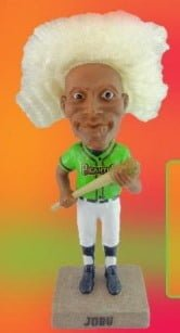 Lake County Captains Jobu VIP Bobblehead